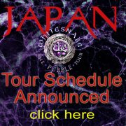 whitesnake Japan tour 2015 outline