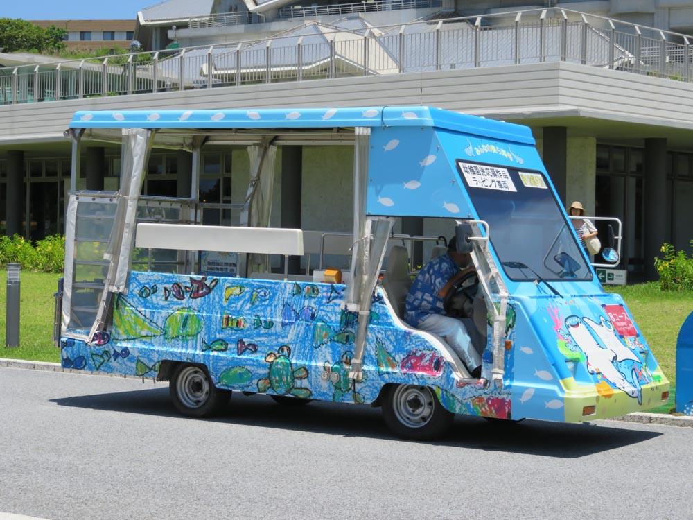 美ら海水族館バス