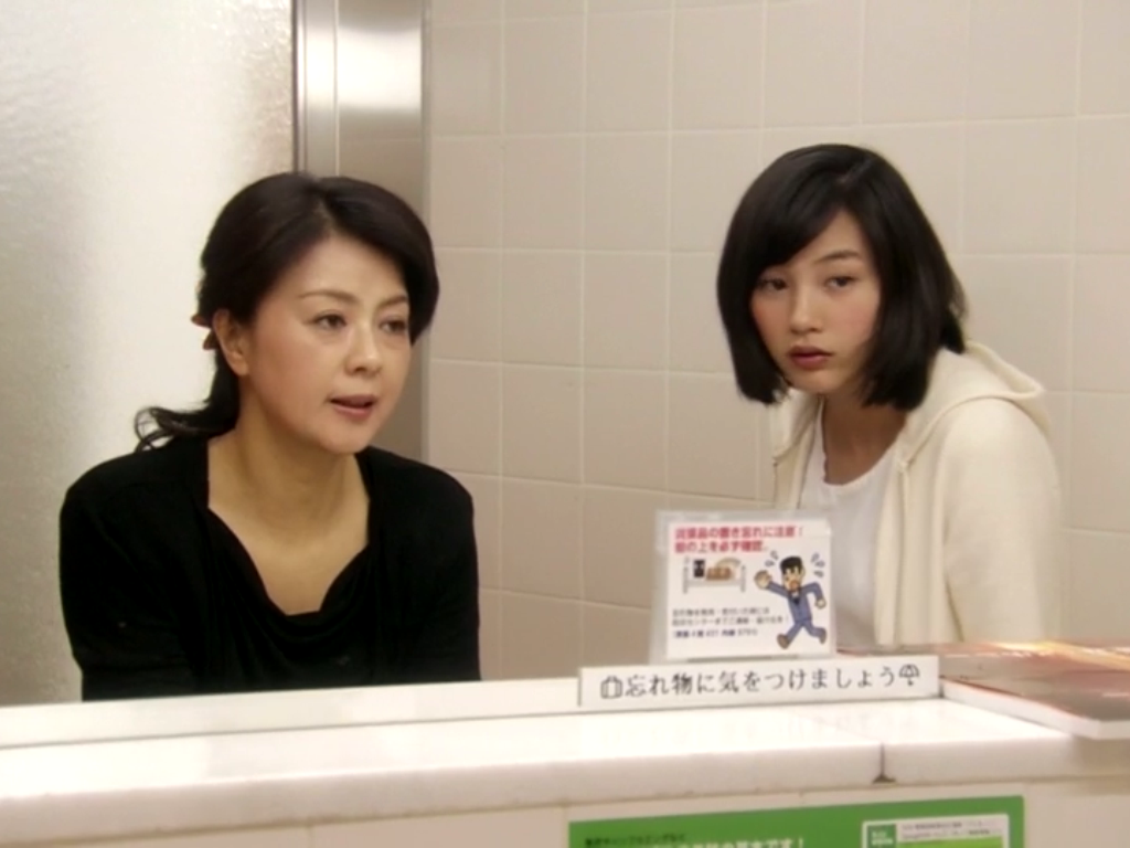 あまちゃんー薬師丸ひろ子さん02