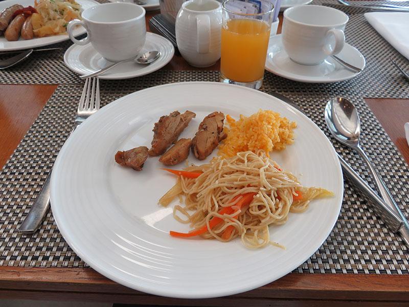 プルマン・ダナンビーチ・リゾートの朝食01