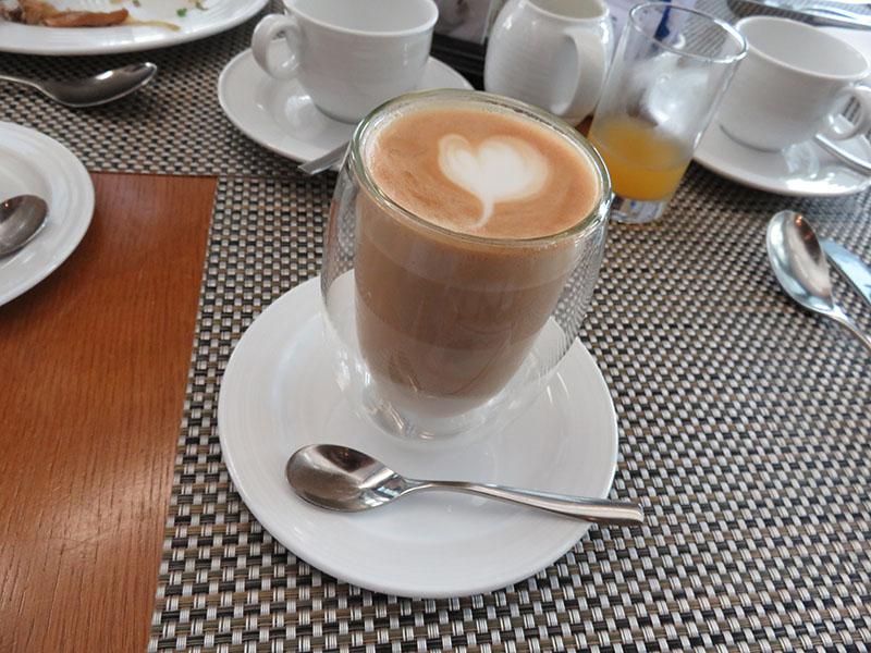 プルマン・ダナンビーチ・リゾートの朝食05