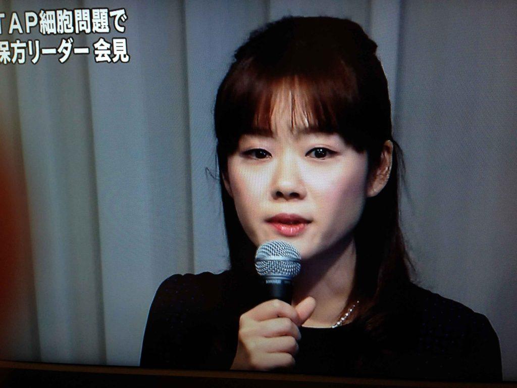 小保方晴子2014年4月釈明会見02