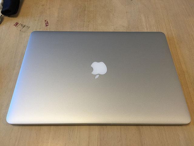 MacBook Pro 15インチ02