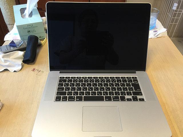 MacBook Pro 15インチ03