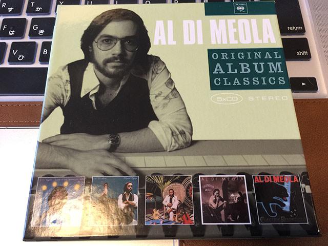 Al Di Meola Original Album Classics01