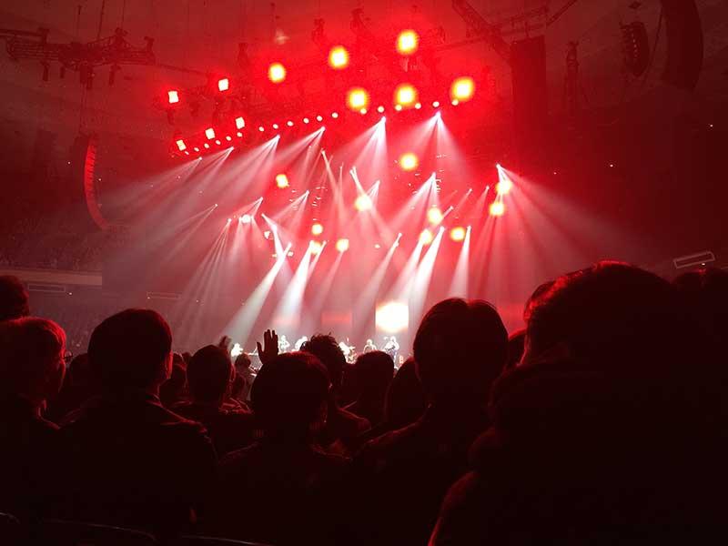 エリック・クラプトンオンステージ 日本武道館 2016-04-15