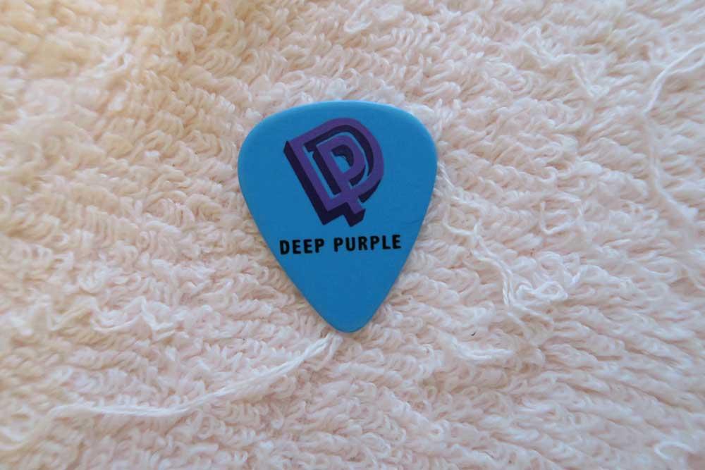 Deep Purple Vipアップグレード スティーブ・モーズのピック02
