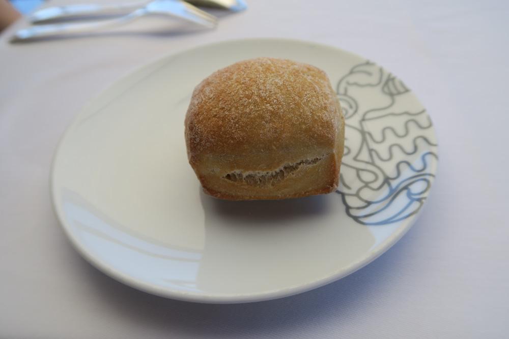 シャトーエザ レストラン ランチ フレンチ パン01