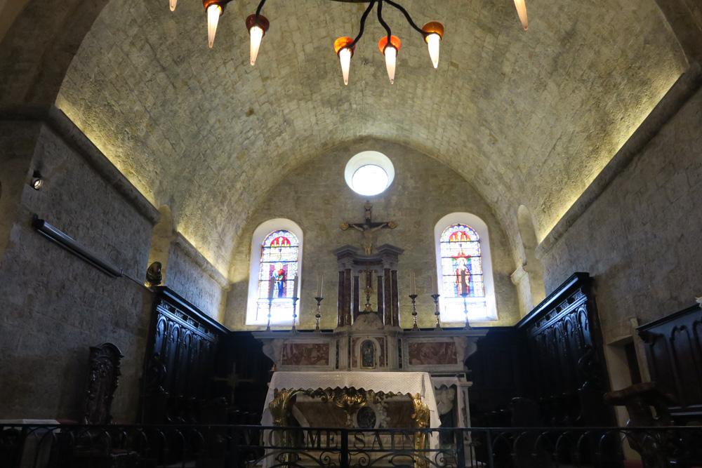 サン・ポール・ド・ヴァンスの教会02