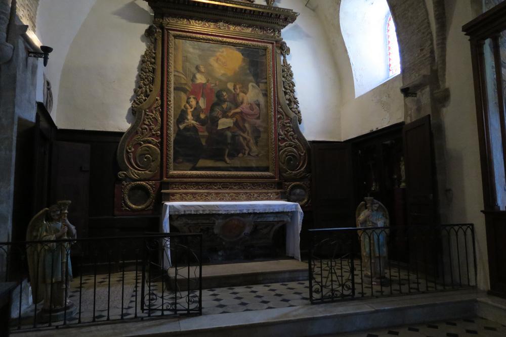 サン・ポール・ド・ヴァンスの教会03