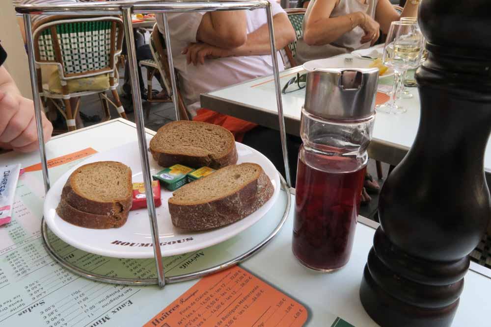 Le Café de Turinパン