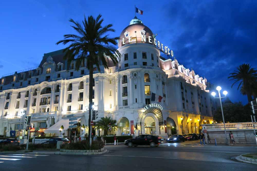 ニース ネグレスコホテル