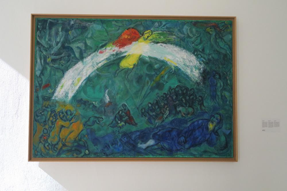 シャガール絵画06