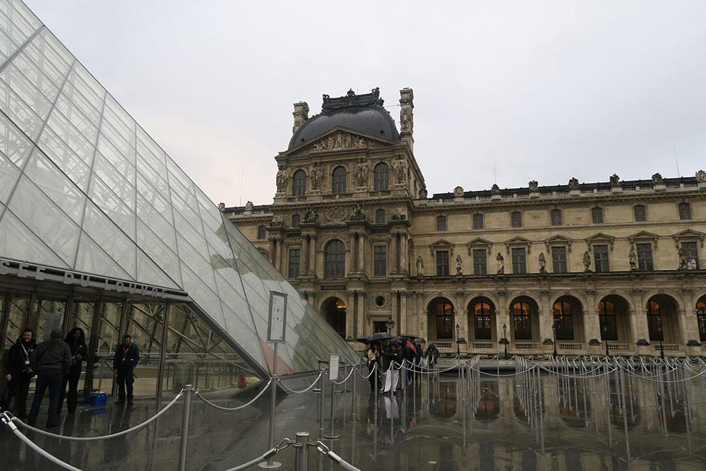 ルーブル美術館その1