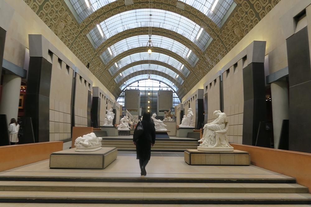 オルセー美術館彫刻01