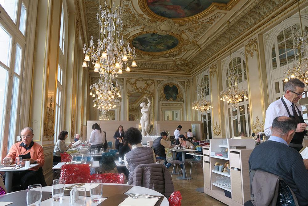 Restaurent Musée d'Orsay