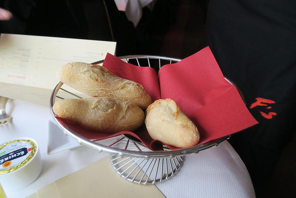 フーケッツ パン