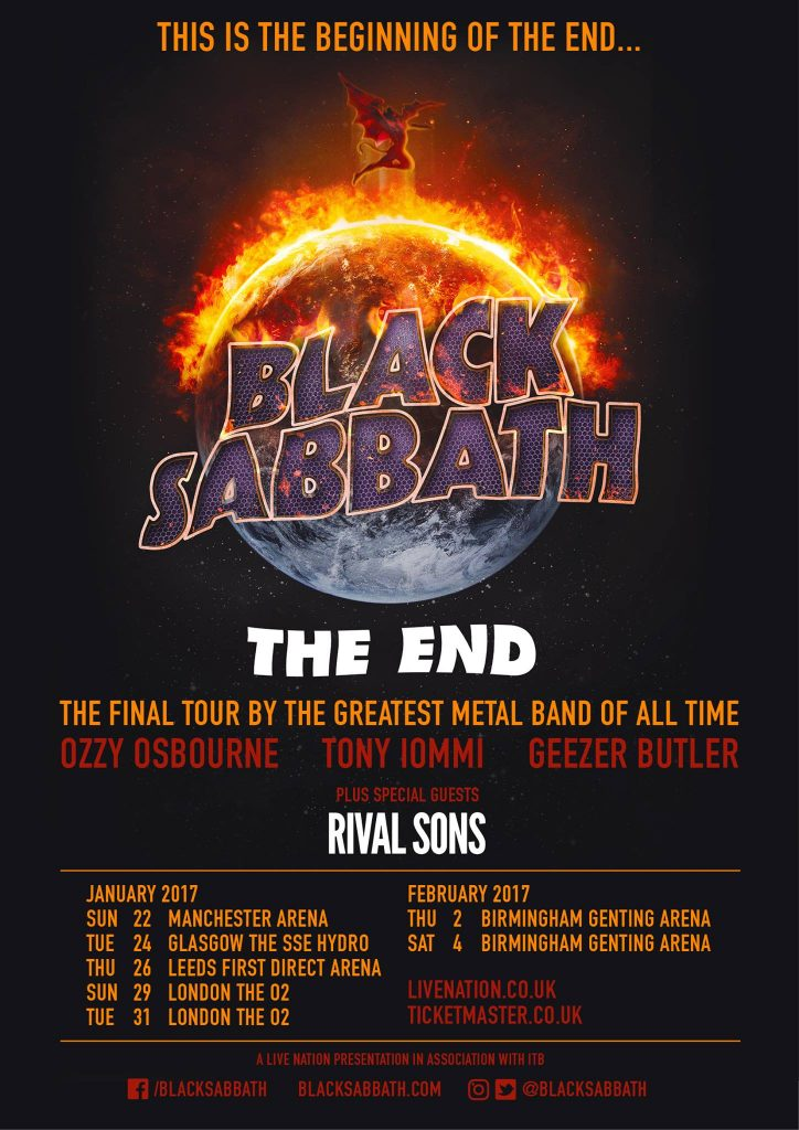 Black Sabbath's Last Show