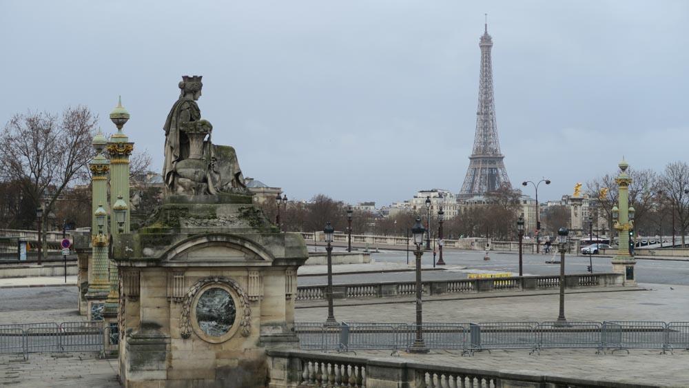 2017年年末年始パリ弾丸旅行