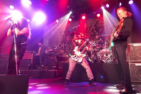 Sons Of Apollo live in Japan 2018
