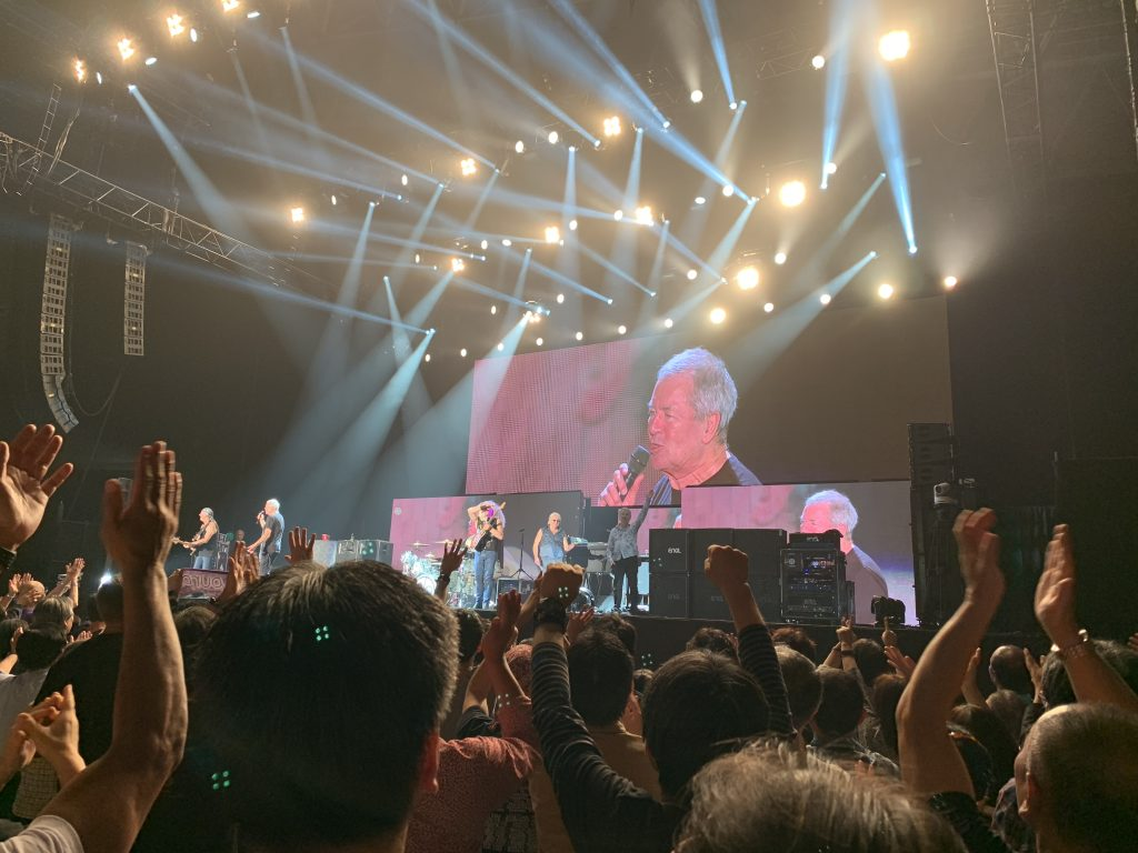 deep purple 2018