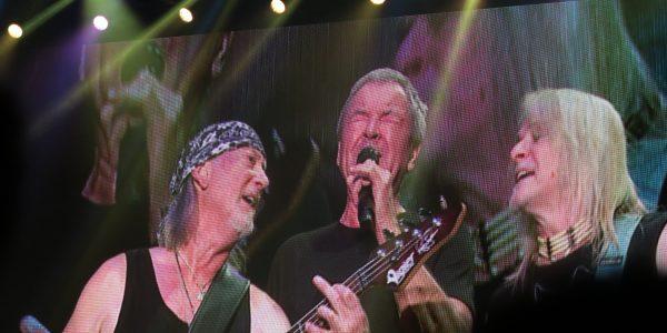 Deep Purple 来日2018