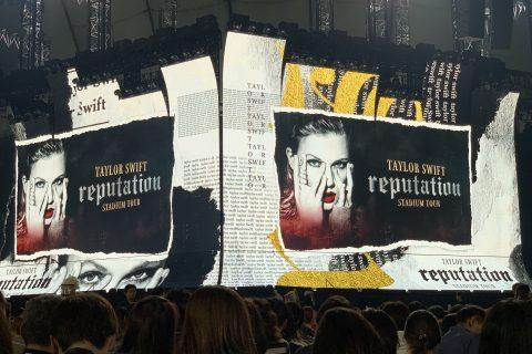 Taylor Swift reputation Stadium Tour @Tokyo dome 01