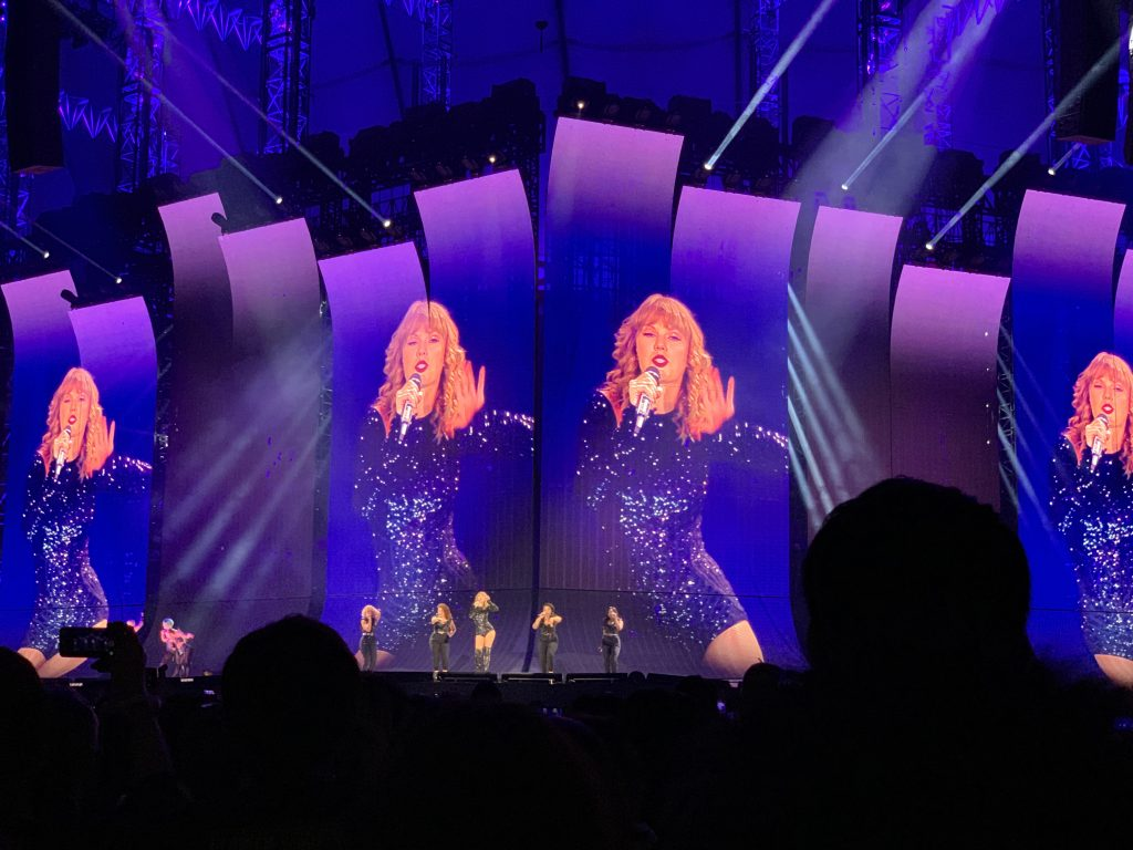 Taylor Swift reputation Stadium Tour @Tokyo dome 02