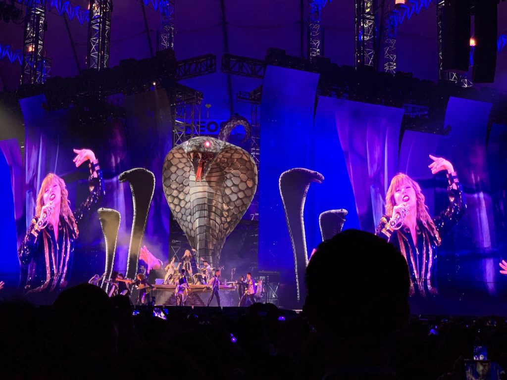 Taylor Swift reputation Stadium Tour @Tokyo dome 03