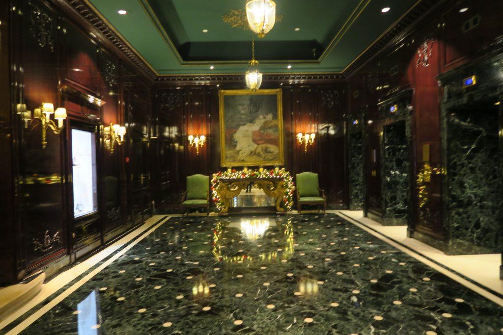 インターコンチネンタルホテルパリ ルグラン