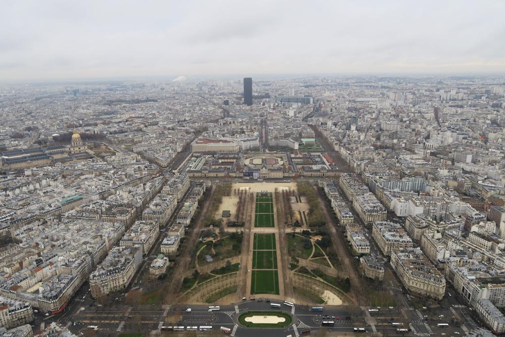 トロカデロ庭園 Jardins du Trocadéro