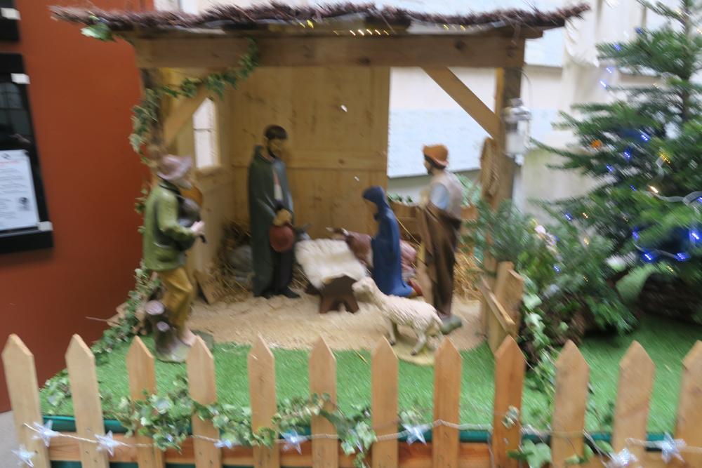 奇跡のメダイユ教会 クレッシュドノエル