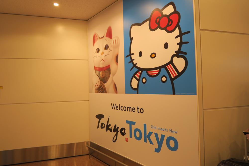 日本に到着 02