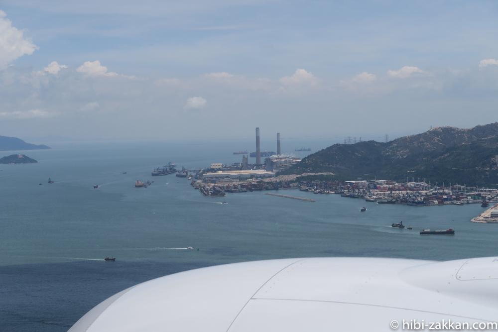 2019年6月香港旅行 香港到着02