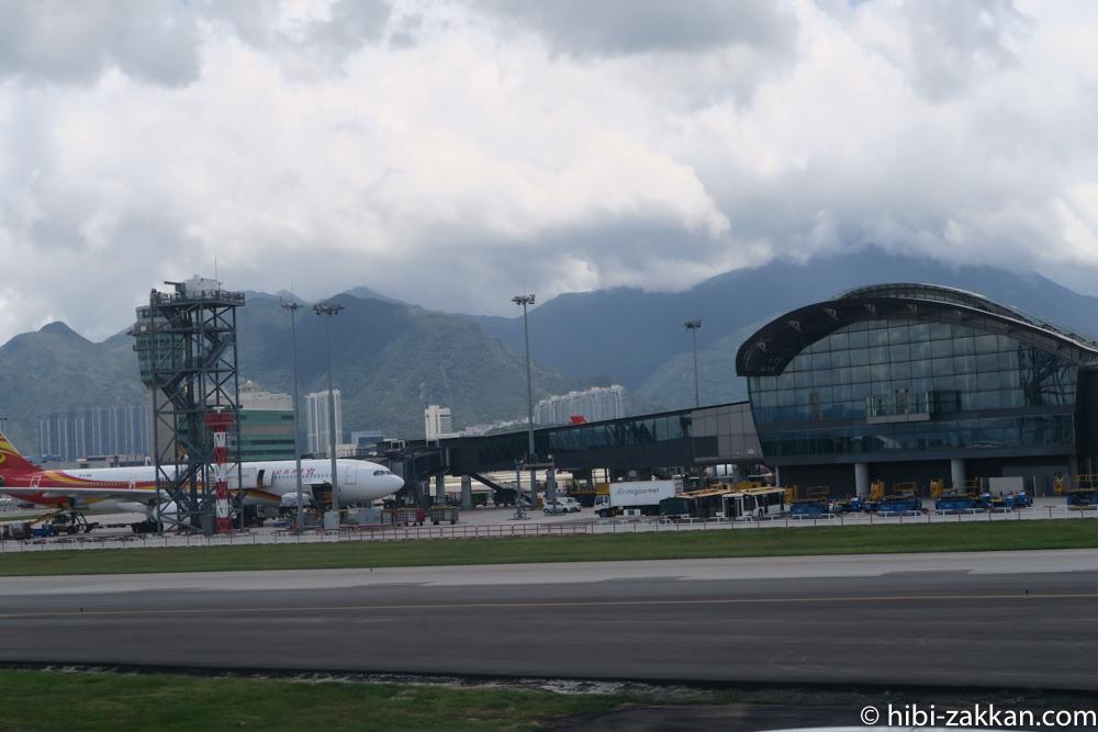 2019年6月香港旅行 香港到着04