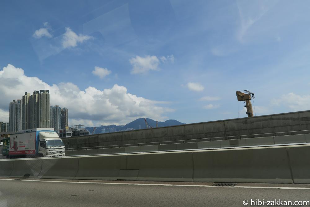 2019年6月香港旅行 移動02