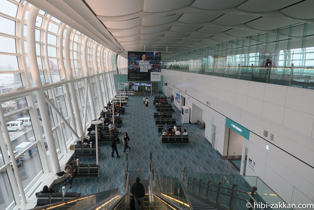 2019年6月香港旅行 NH859 02