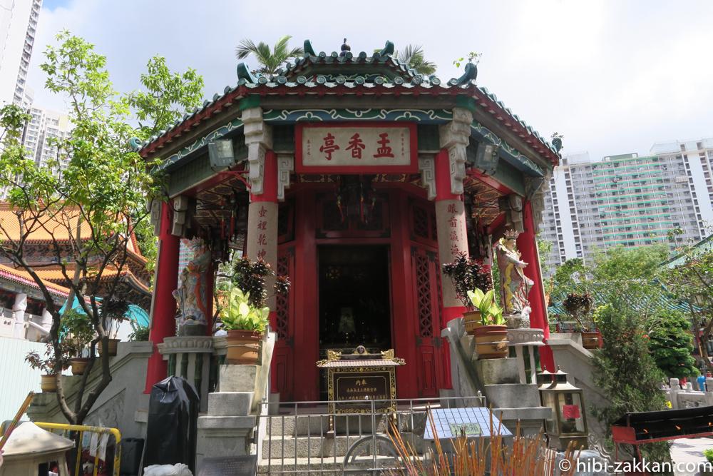 2019年6月香港旅行 黄大仙05