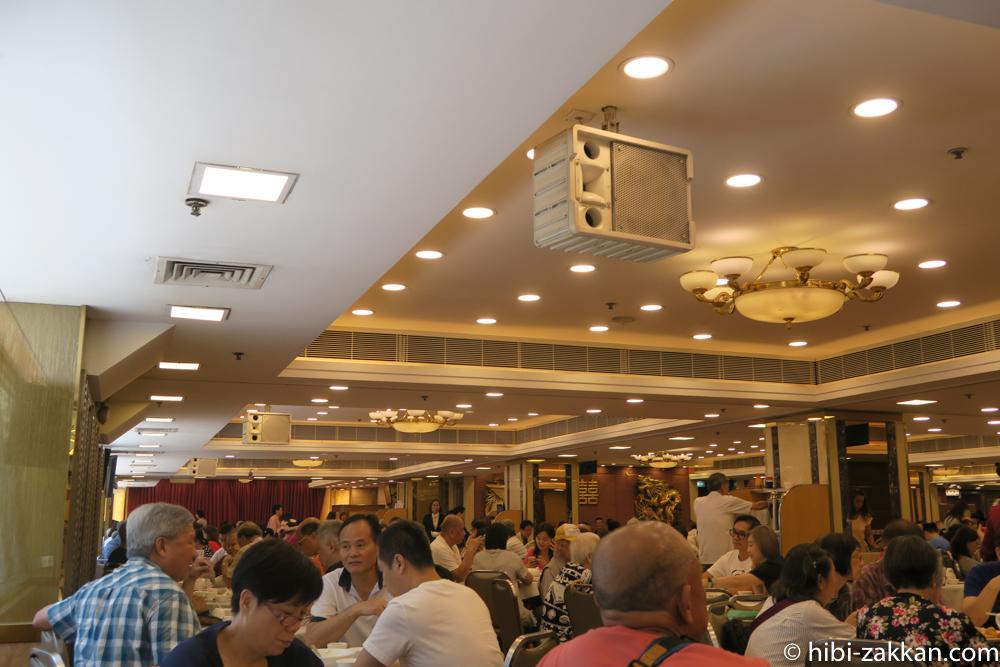 2019年6月香港旅行 倫敦大酒楼03