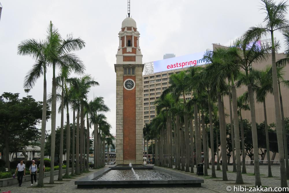 2019年6月香港旅行尖沙咀時計塔
