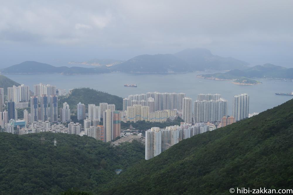 2019年6月香港旅行ビクトリアピーク01