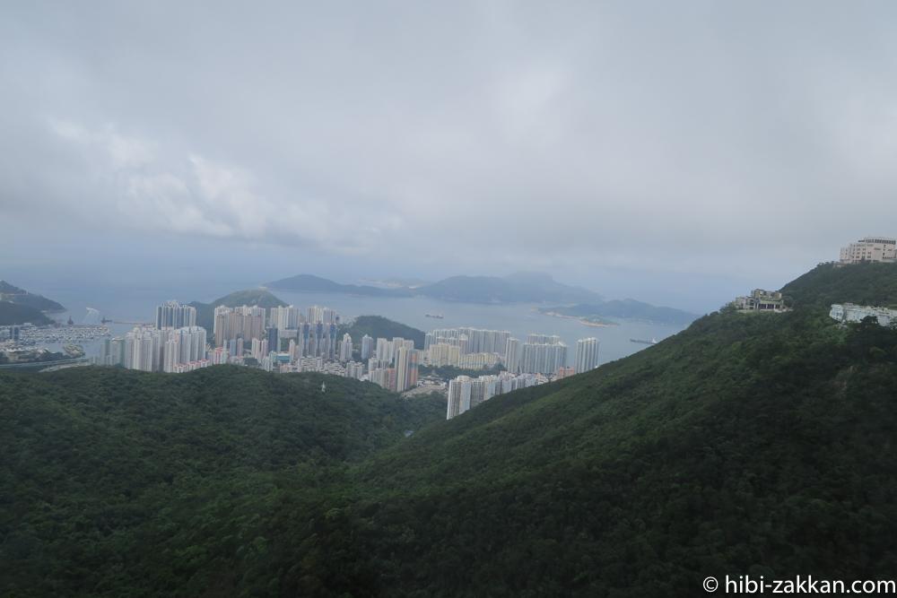 2019年6月香港旅行ビクトリアピーク02