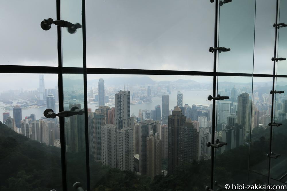 2019年6月香港旅行ビクトリアピーク04