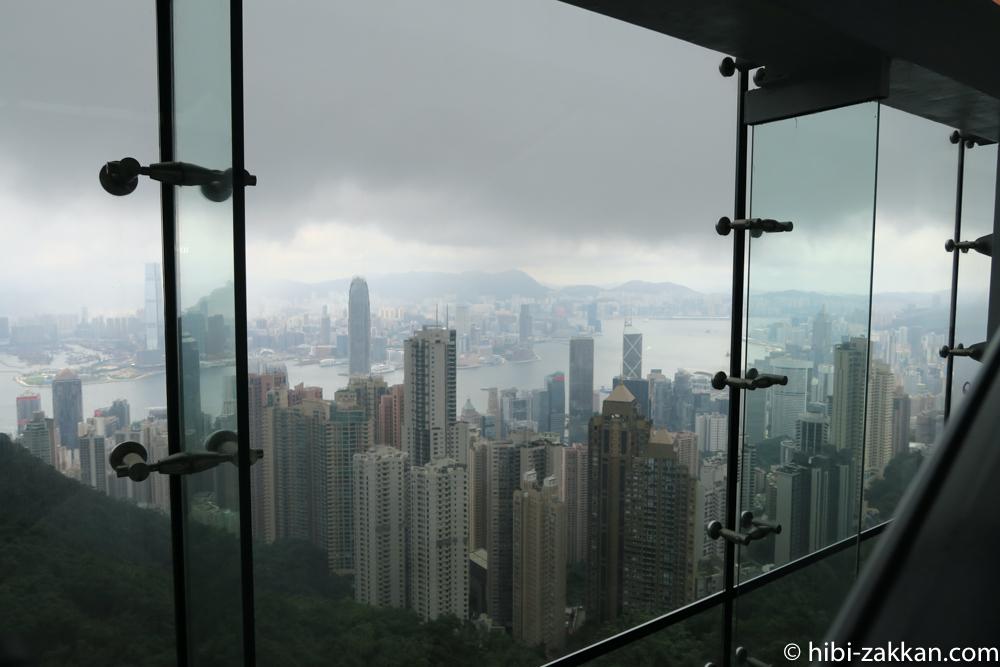 2019年6月香港旅行ビクトリアピーク07