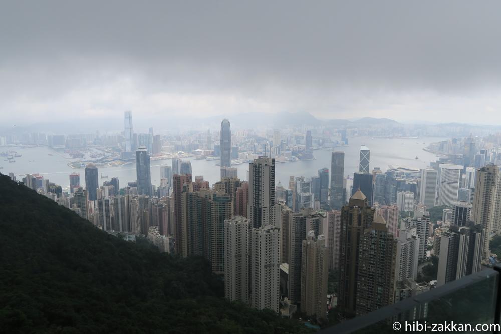 2019年6月香港旅行ビクトリアピーク09