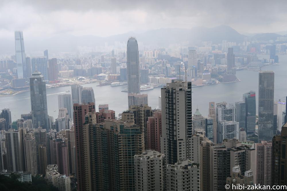 2019年6月香港旅行ビクトリアピーク10