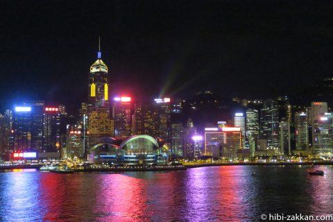 2019年6月香港旅行シンフォニー・オブ・ライツ03