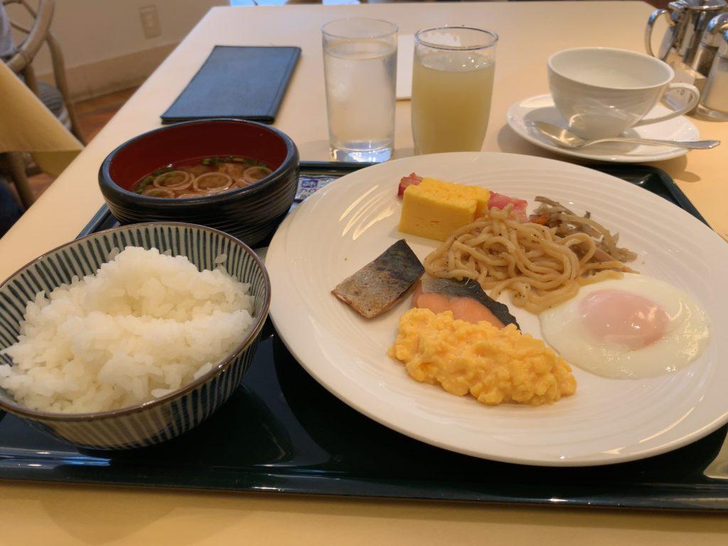 ホテルニューオータニ幕張 朝食