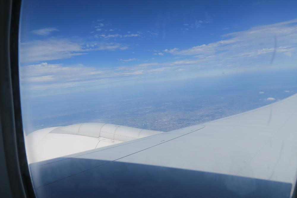 エールフランス 飛行機03