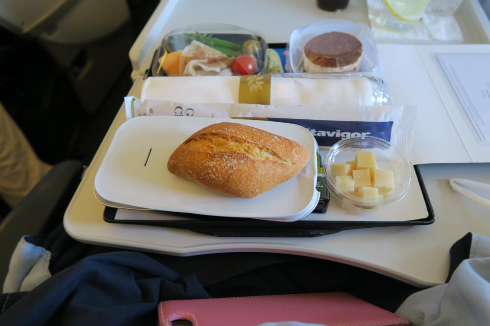 エールフランス機内食 アラカルトミール イタリアン・メニュー01